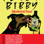 Peter Bibby is heading out on the road to celebrate his new single 'Medicine' with a 12-show tour