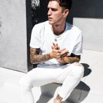Josh Beech explores certain hopes in time in his new single 'American Current'